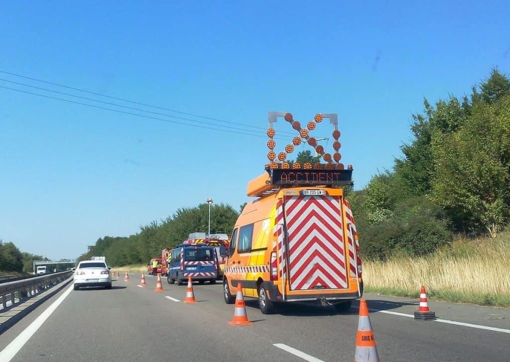 accidents route Haute-Garonne