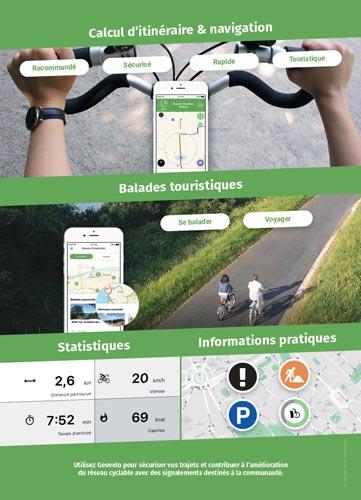 Toulouse. Tisséo s'allie à l'application Geovelo pour mieux analyser la mobilité à vélo