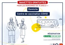 transport demande vaccination Région Occitanie liO