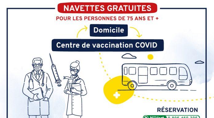 transport demande vaccination Région Occitanie liO