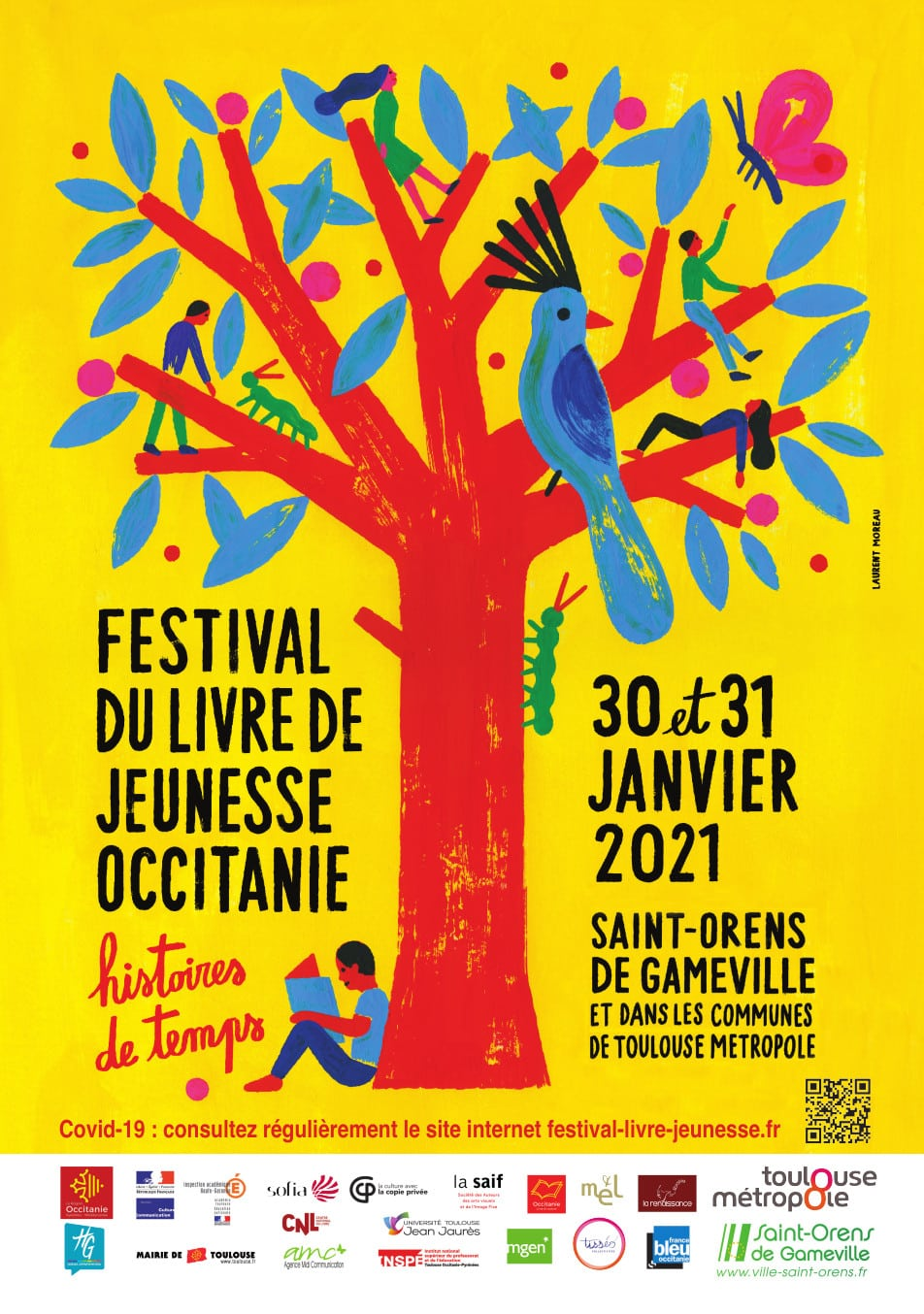 festival livre jeunesse occitanie