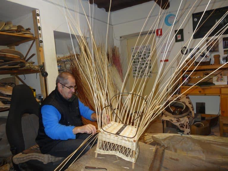 L'Oseraie, la tradition de l'osier