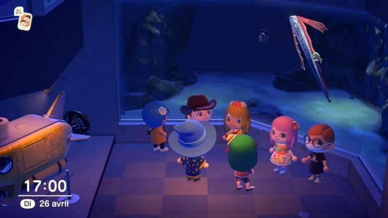 Animal Crossing : quand un jeu vidéo devient un musée virtuel