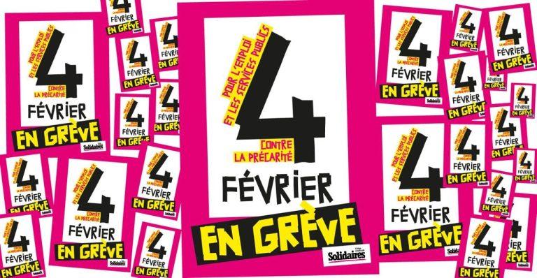 Emploi, éducation, culture : une manifestation intersyndicale aujourd'hui à Toulouse