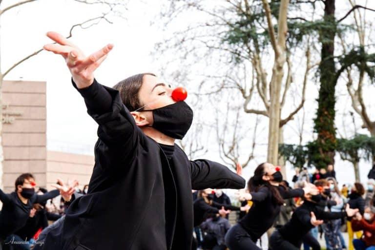 À Montpellier, un spectacle de danse pour manifester