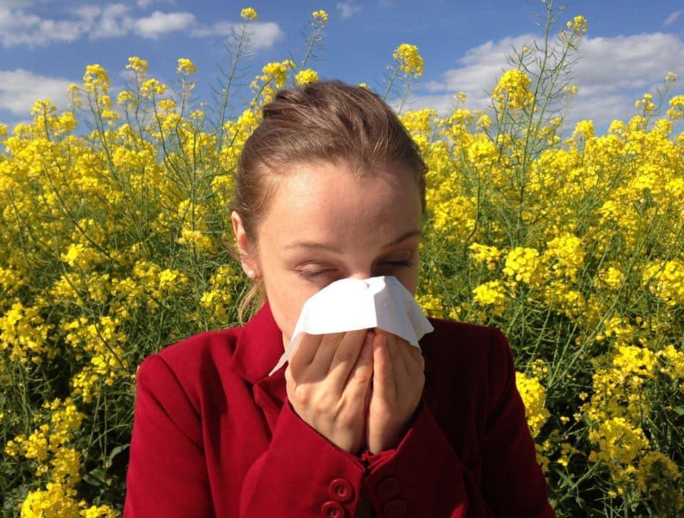 aude allergie pollen
