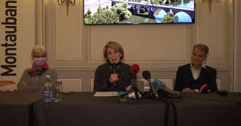 Montauban. Brigitte Barèges désigne ses remplaçant à la tête de la mairie, de la communauté d'agglo et du Sirtomad
