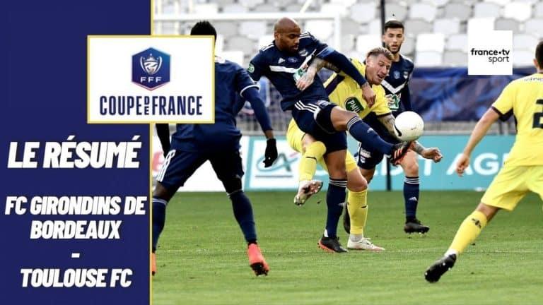 TFC. Revivez les temps fort de la victoire contre Bordeaux en coupe de France