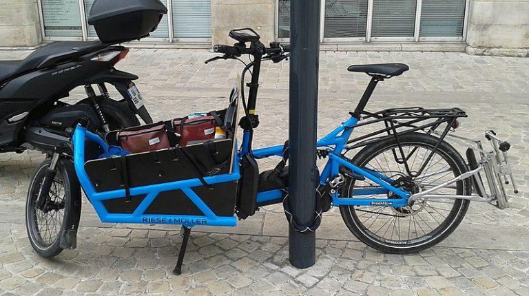 Maison du vélo: Une journée pour tester les vélos cargo à Toulouse