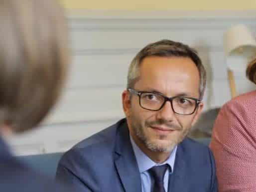 À la tête du groupe socialiste radical et progressiste du Conseil départemental de la Haute-Garonne, Sébastien Vincini fustige la réforme de l'assurance chômage ©SébastienVincini