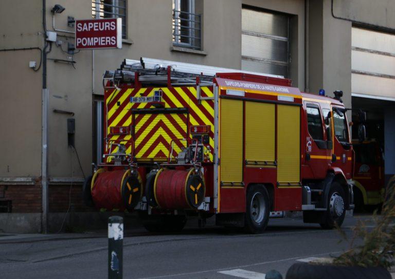 Saint-Gaudens. Un collège évacué suite à un gros incendie et deux explosions