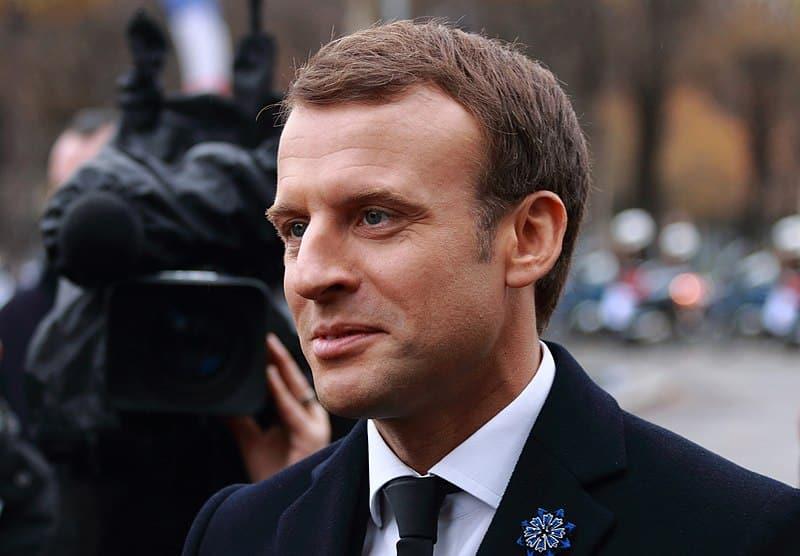 Emmanuel Macron Lot