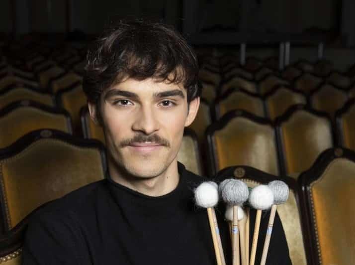 [Il mérite la Une] Aurélien Gignoux, un phénomène à percussions