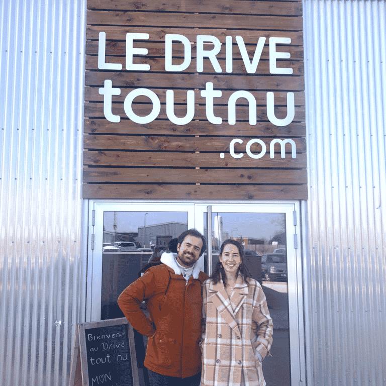 Le Drive tout nu ouvre une troisième enseigne à Toulouse