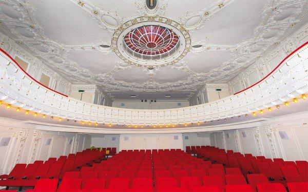 Un des plus beaux cinémas du monde se trouve à Carcassonne, dans l'Aude