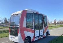 Navettes autonomes EZ10 EasyMile