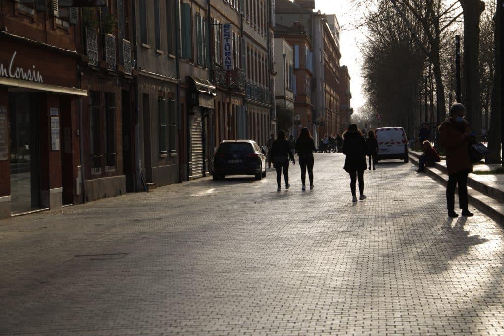 reconfinement Toulouse Occitanie