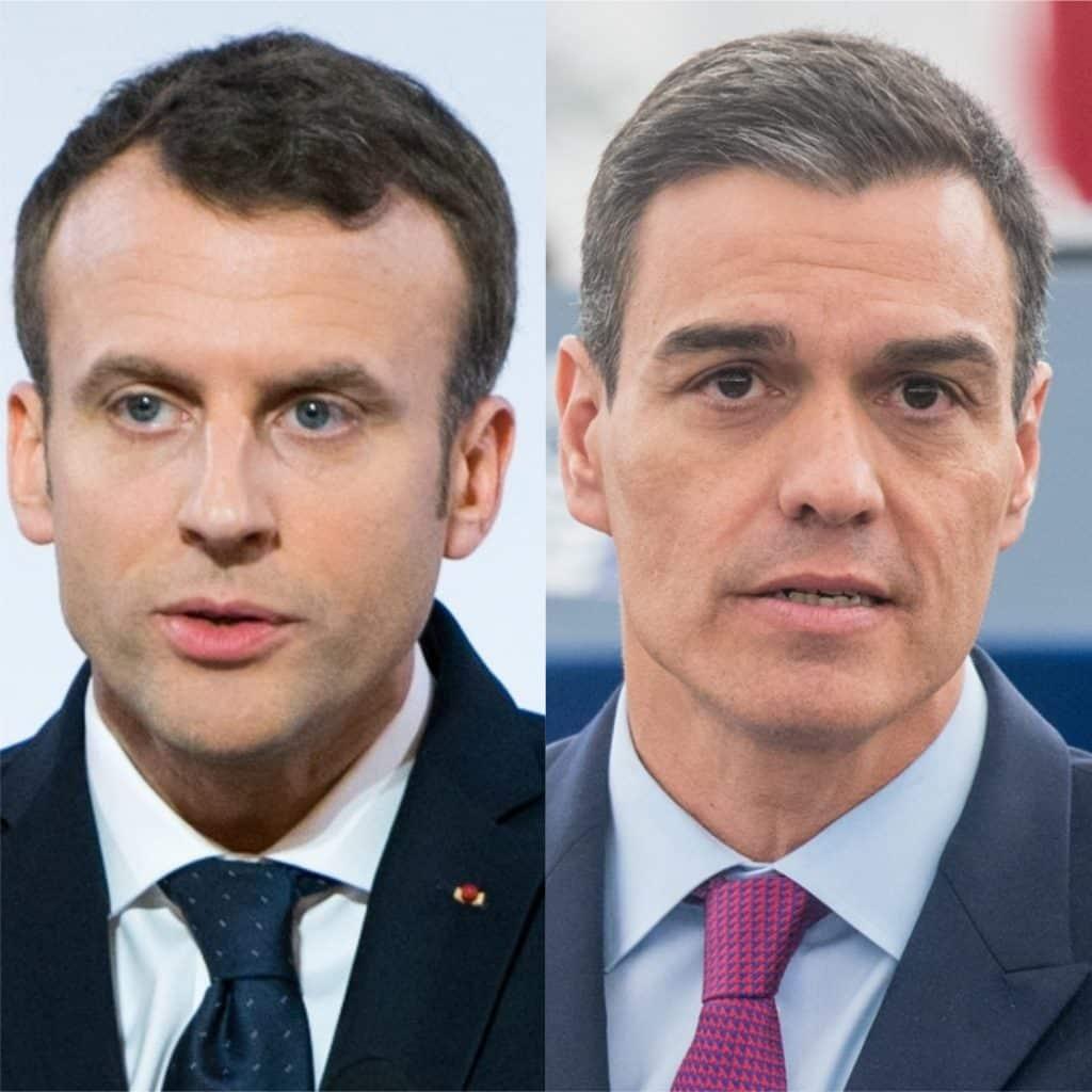 Le sommet franco-espagnol de Montauban, ce lundi 15 mars, en présence d'Emmanuel Macron et de Pedro Sanchez, aura des répercussions sur la circulation automobile ©Jacques Paquier et Parlement Européen