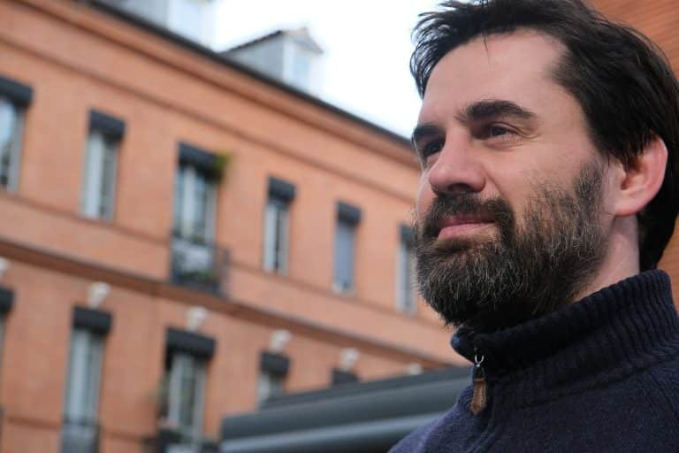 [Il mérite la Une] Benoît Lanusse: l'homme qui voulait prendre le RER toulousain