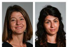 Julie escudier helene Mado conseil municipal Toulouse parite