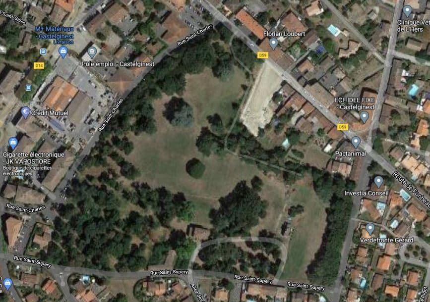 parc boyer PLUiH Toulouse métropole