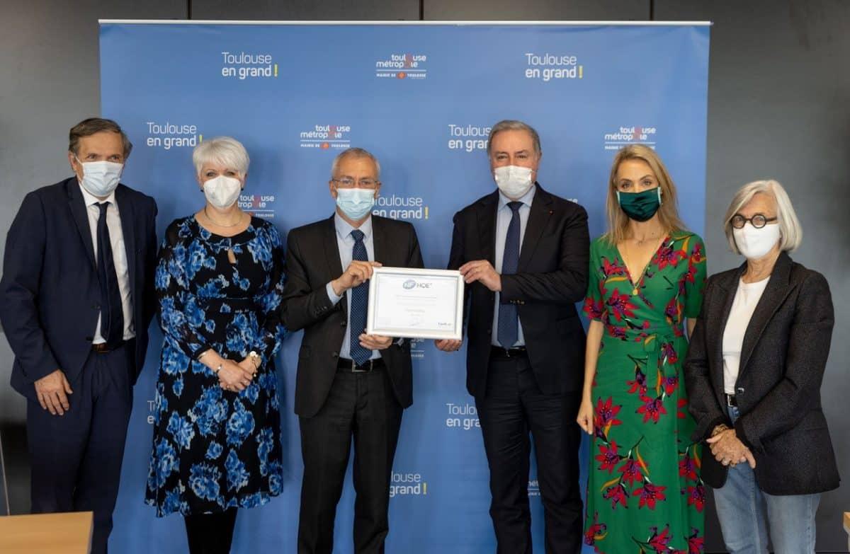 MEETT Toulouse Haute Qualité environnementale (HQE)