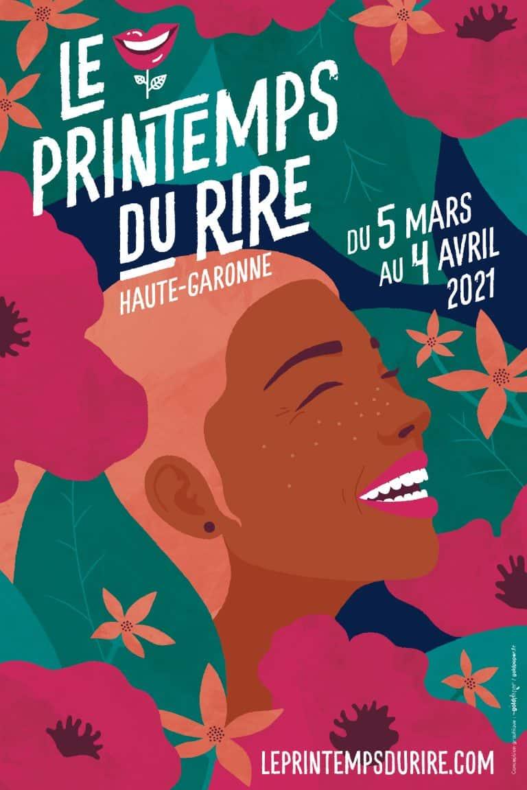 Le Printemps du Rire Haute-Garonne, ça commence ce soir… en ligne