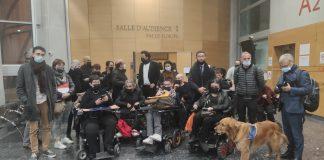 Une pétition contre ''le validisme'' lancée par des personnes en situation de handicap a recueilli plus de 18 000 signatures en une semaine sur Change.org © DR