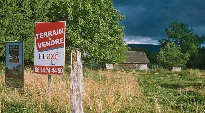 immobilier terrain a vendre ariege