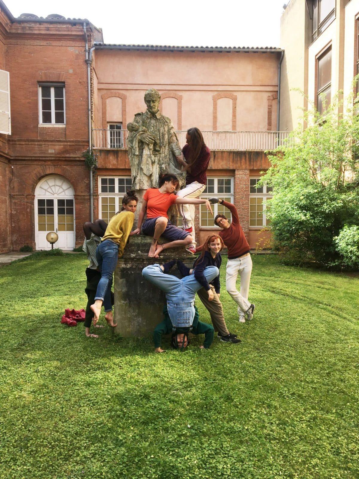 Toulouse danse Experimentalbody