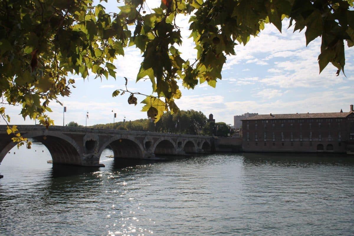 berges de la Garonne