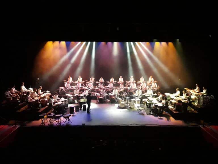 Toulouse. L'école Agostini et son spectacle aux 40 batteries bientôt de retour en live