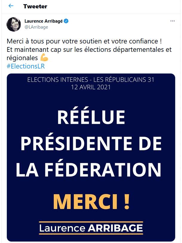 Arribagé Républicains LR