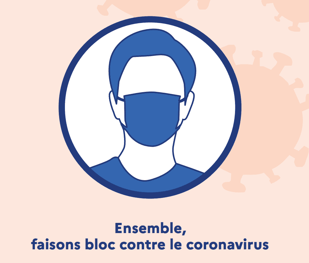 Covid virus masque Ariège