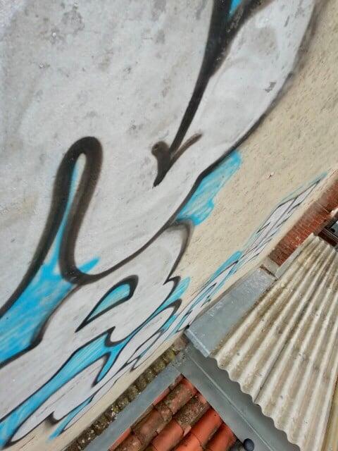 Navyr, graffeur des un euro, crédit : Navyr