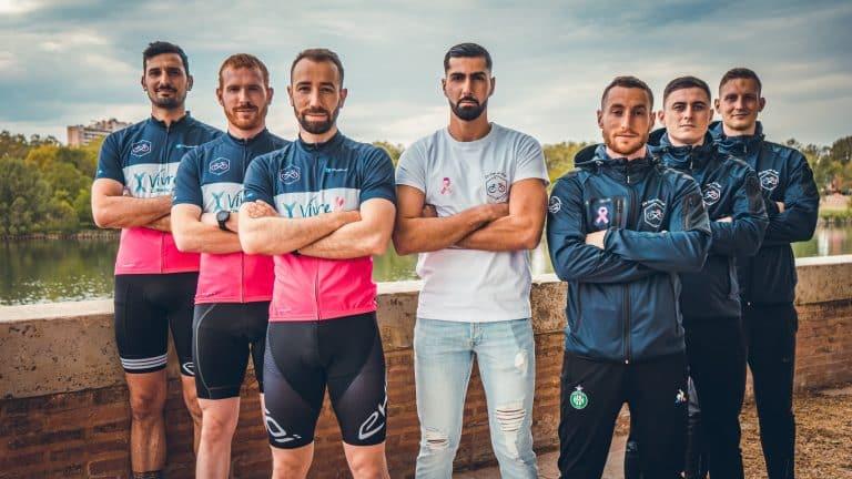 1 341 km à vélo pour lutter contre le cancer du sein