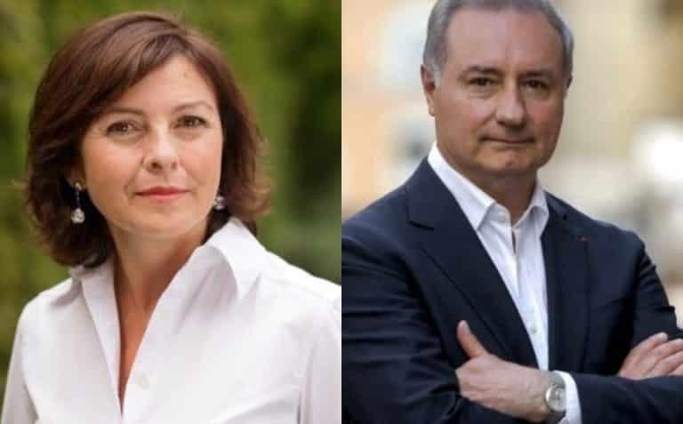 Carole Delga et Jean-Luc Moudenc adressent un courrier à l'État pour la LGV Toulouse-Bordeaux