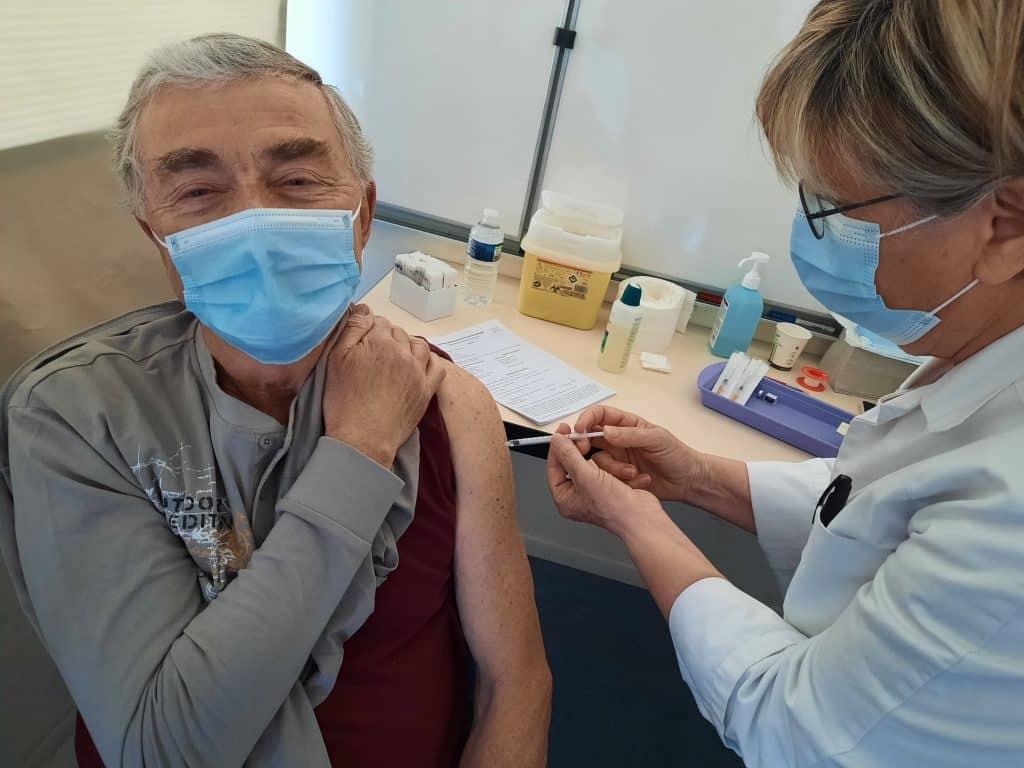 opération vaccination Toulouse