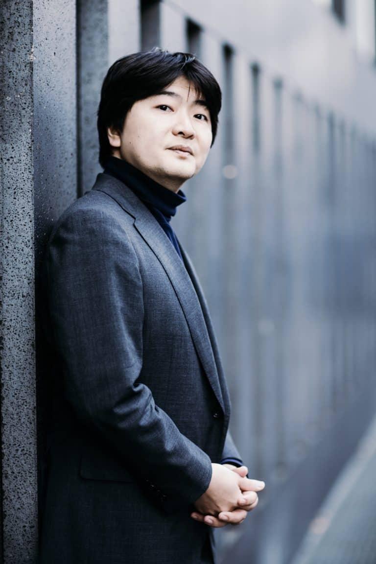 Kazuki Yamada en concert avec l'Orchestre National du Capitole