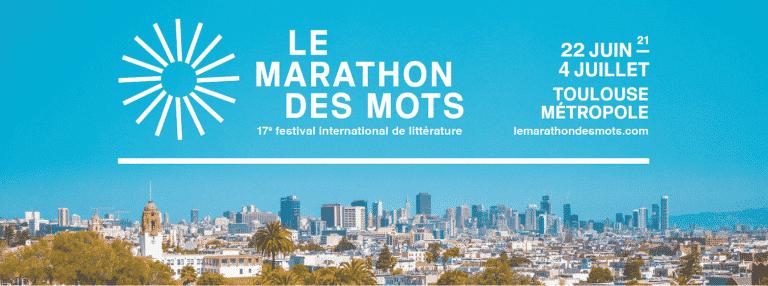 Le Marathon des mots dévoile les premiers noms des invités de l'édition 2021