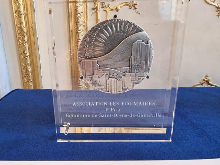 Saint-Orens récompensée pour son action en faveur de l'environnement