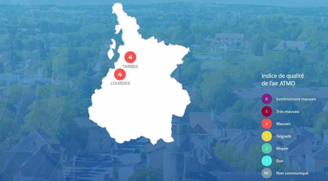 alerte pollution haute-pyrenees