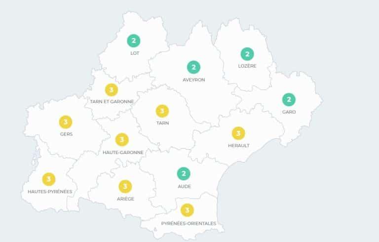 Pollution. Des concentrations d'ozone à Toulouse et dans plusieurs départements d'Occitanie