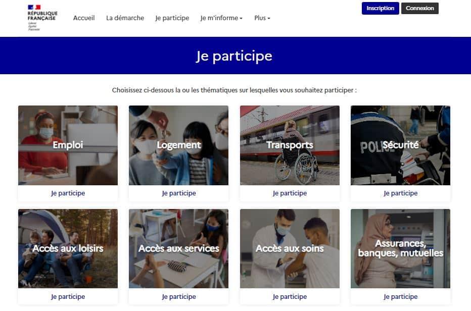 consultation citoyenne discriminations