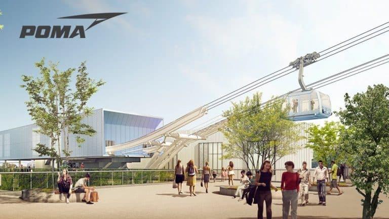 Toulouse. Découvrez en vidéo le vertigineux chantier du téléphérique Téléo