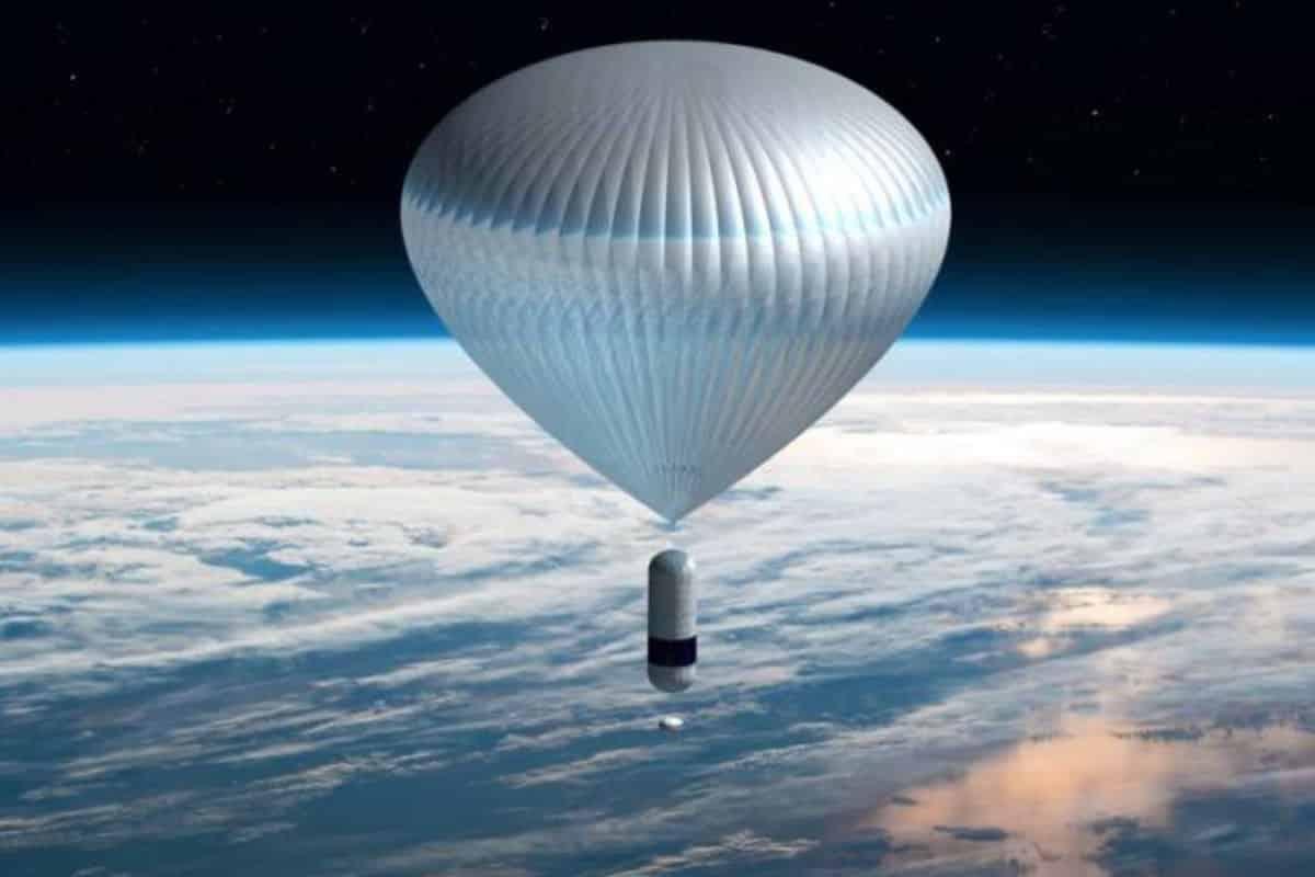 Zephalto ballon