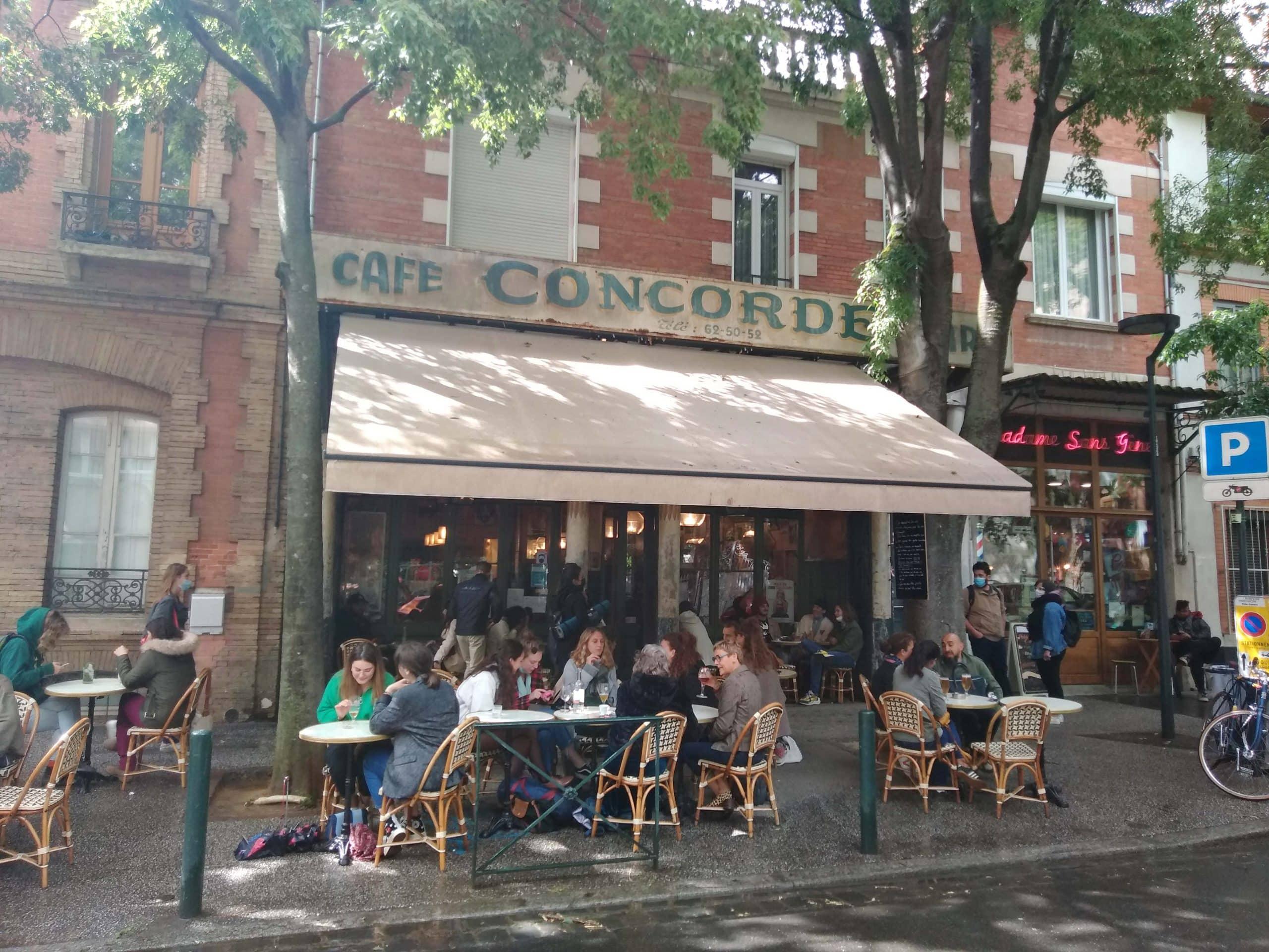 0519_déconfinement bar Toulouse © Laëtitia Soula