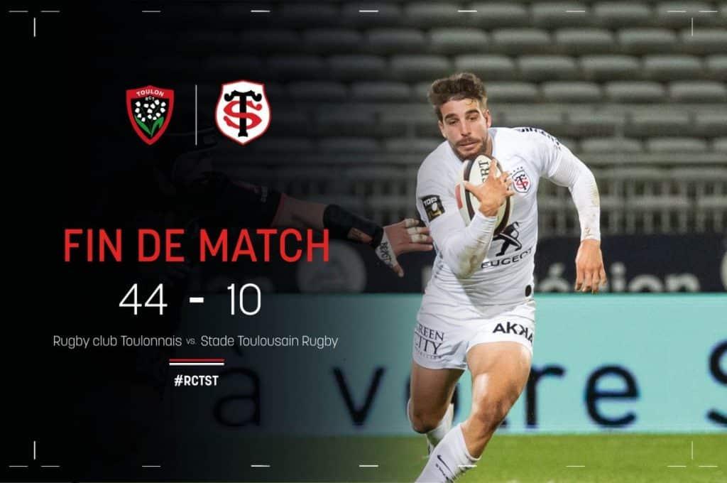 © Stade Toulousain