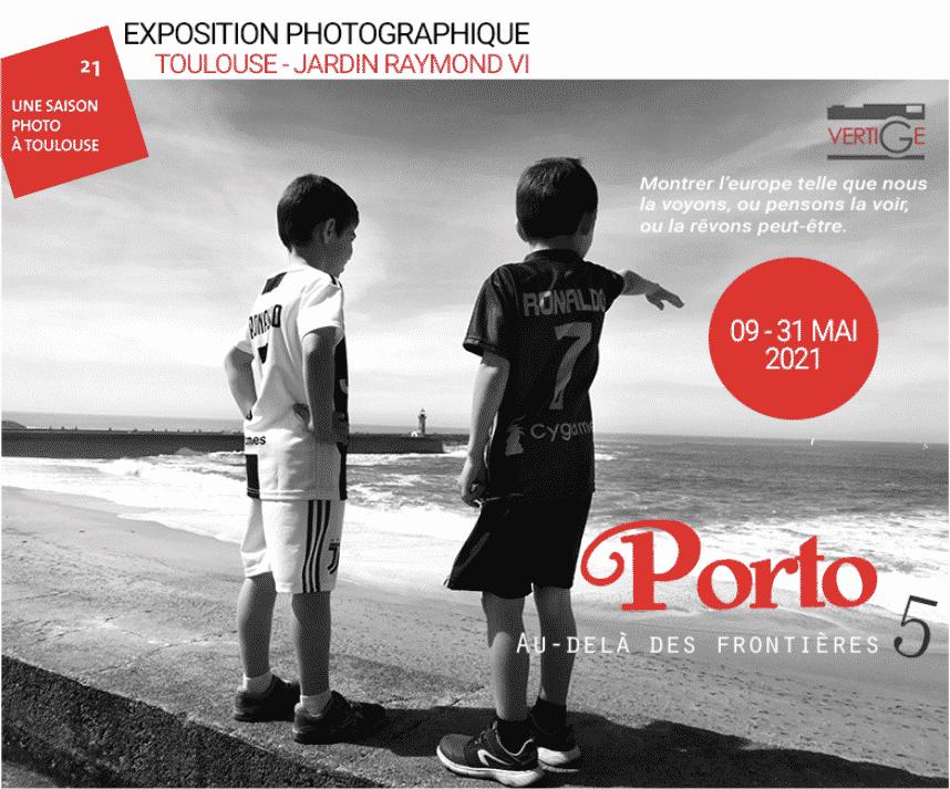 Expo Porto collectif Vertige semaine de l'Europe