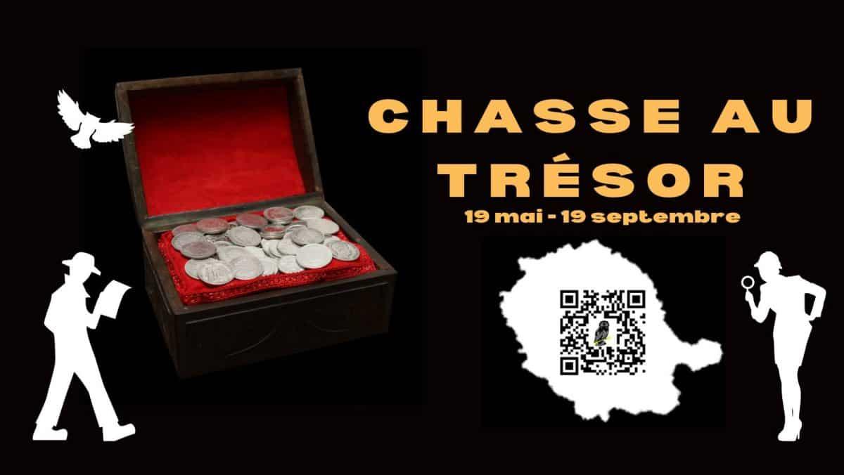Jusqu'au 19 septembre, une grande chasse au trésor est organisée dans le département du Tarn @YannRoques
